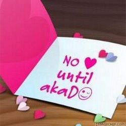 No Love til akad